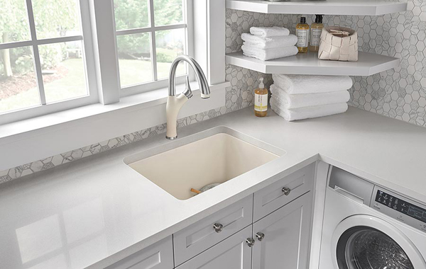 Liven laundry sink from Blanco