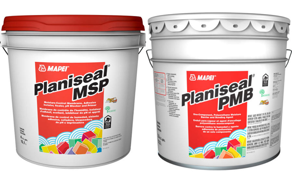 MAPEI Introduces Two Solutions for Moisture