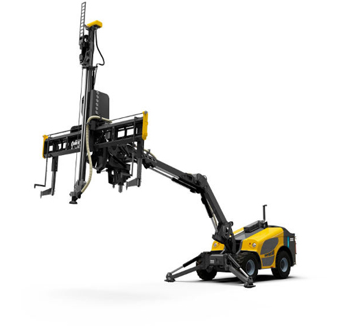 Atlas Copco Introduces SpeedROC 1F
