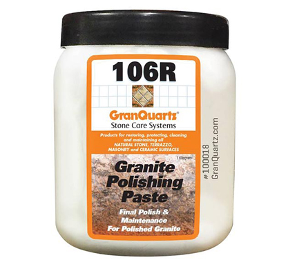 GranQuartz's polishing paste