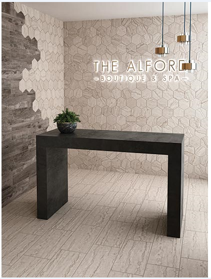 American Olean Launches New Mythique Marble