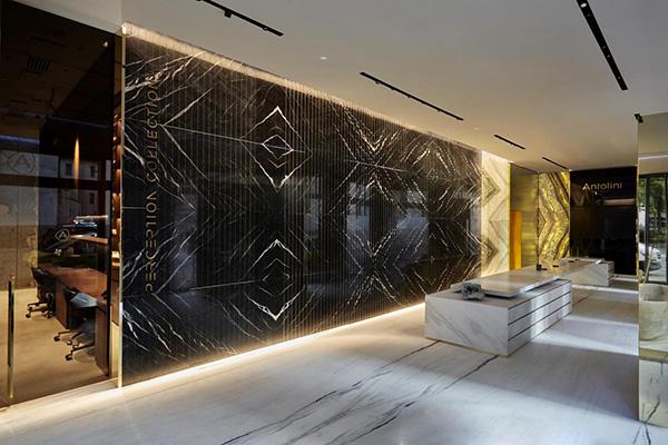 Antolini opens new concept 'Stoneroom' in Milan