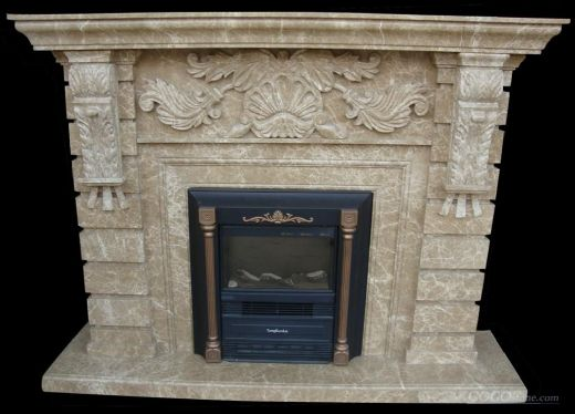 Marble Fireplace MFC171