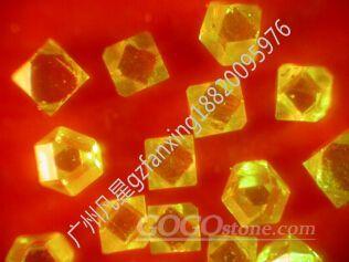 陶瓷用树脂用金刚石单晶