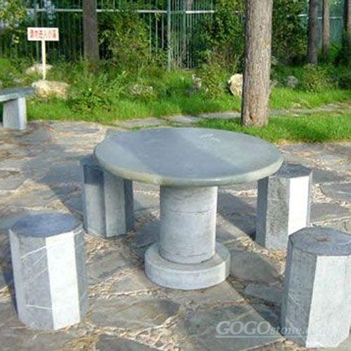 园林青石石凳,花岗岩石凳